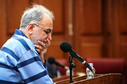 وکیل نجفی: دادگاه تاکنون ابهامات مطرحشده درباره نظر کارشناسان را قبول نکرده است