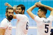 موسوی، معروف و غفور در جمع تیم رویایی والیبال آسیا