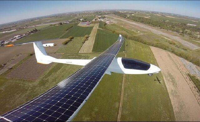 پهپاد خورشیدی