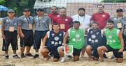 نایب قهرمانی ایران در مسابقات جهانی فوتوالی