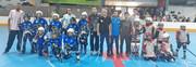 مسابقات اسکیت اینلاین هاکی دستجات آزاد قهرمانی کشور پسران برگزار شد