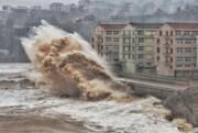 طوفان لورنا در مسیر مکزیک