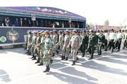 رژه اقتدار نیروهای مسلحدر کرمانشاه و کردستان