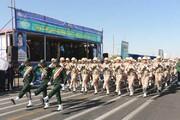 نمایش اقتدار نیروهای مسلح