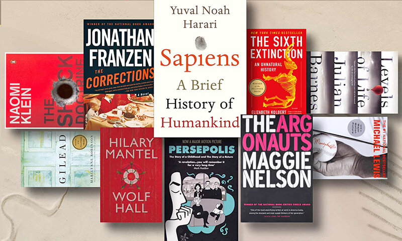 100 كتاب برتر قرن 21 به انتخاب گاردين