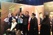نواختهشدن زنگ دانش آموز شهید توسط شهردار تهران