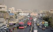 ۲۸ آبان؛ هوای تهران برای گروههای حساس ناسالم است