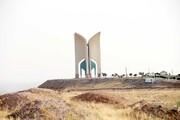 باغموزه شهدای قزوین در نیمه راه
