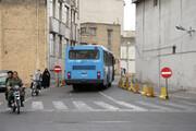 راهی برای اتوبوسها نیست!