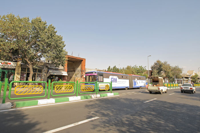 خیابان خاوران