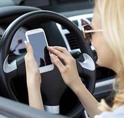 دوربینهای هوش مصنوعی مچ رانندگان گوشی باز را میگیرد