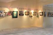 نمایشگاه عکس «پلاک سرخ» در نگارخانه آبی