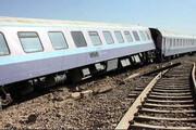 وحشت مسافران قطار بندرعباس به تهران | قطار از ریل خارج شد
