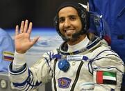 سه فضانورد آمریکایی، روسی و اماراتی به ایستگاه فضایی رفتند
