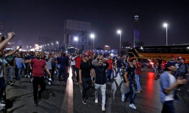 اعتراضات در مصر