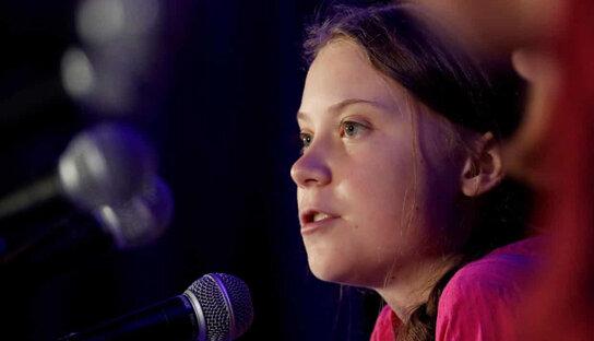 2  Greta Thunberg