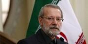 لاریجانی: وزیر راه گزارش علل حادثه قطار زاهدان را به مجلس ارائه کند
