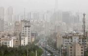 پایتختنشینان در تابستان چند روز مطلوب تنفس کردند؟