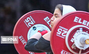 نتایج بانوان وزنهبردار ایران در مسابقات قهرمانی جهان تایلند