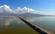 کمک ۶ میلیون دلاری مجامع بینالمللی به احیای دریاچه ارومیه