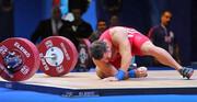وزنهبرداری قهرمانی جهان؛ تیم ایران در رده چهارم امتیازی قرار گرفت
