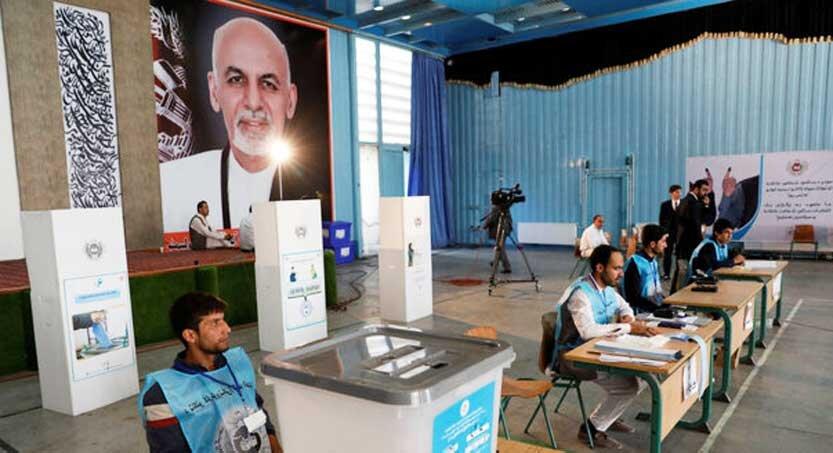 انتخابات رياست جمهوري افغانستان 833