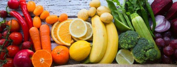 رنگ طبيعي غذاها، سرطان را از شما دور ميكند