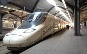آتشسوزی در ایستگاه قطار «حرمین» در جده عربستان