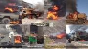 جزئیات عملیات غافلگیرکننده نصرمنالله یمنی ها علیه سعودی