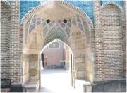 افتتاح سردر عالیقاپو در سفر رئیس جمهوری