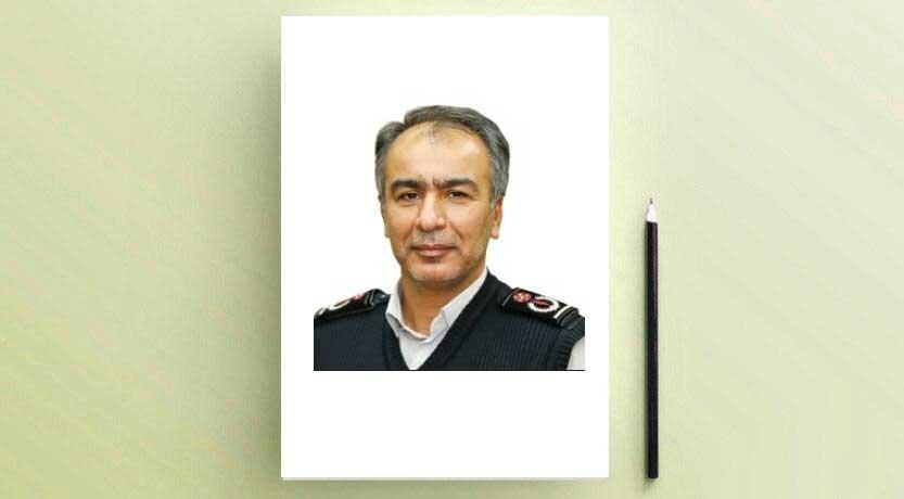 مهدی داوری _ مدیرعامل سازمان آتشنشانی و خدمات ایمنی تهران