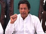عمران خان بر سر کشمیر اعلام جهاد کرد