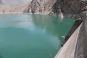 گزارش میزان آمادگی سدهای تهران برای کنترل سیلاحتمالی