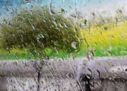 بارش باران در محورهای استان گیلان