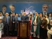 عبدالله عبدالله پیروزی خود در انتخابات افغانستان را اعلام کرد