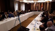 نشست مشترک اربعین در کربلا | رحمانیفضلی لغو کامل روادید را پیشنهاد کرد