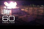 فیلم | لحظه انفجار تاسیسات نفتی آرامکو در عربستان