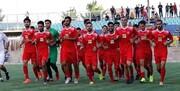 زننده گل پیروزی عراق به ایران در سبد خرید پرسپولیس