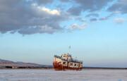 جدیدترین تصاویر از حال و هوای دریاچه ارومیه