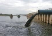 فاضلاب عفونی ۶ بیمارستان در خوزستان به رودخانهها میریزد