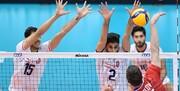 جامجهانی والیبال | ناکامی تیم ملی والیبال در برابر روسها