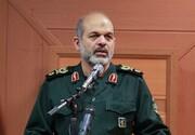 هشدار سردار وحیدی به رژیم صهیونیستی
