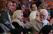 تصاویر | همایش روز جهانی سالمند با حضور شهردار تهران و وزرای بهداشت و کار