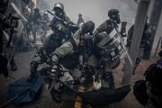 عکس روز: تظاهرات در هنگکنگ