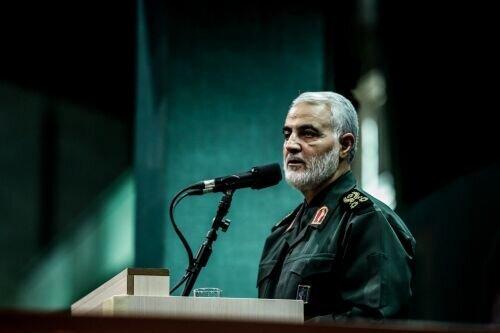 سردارسلیمانی: سپاه هیمنه بزرگترین ارتش دنیا را شکست