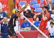 جام جهانی والیبال؛ شکست ناباورانه ایران مقابل مصر