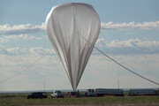 تلسکوپ ناسا سفر خود را با یک بالن آغاز کرد