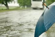 بارندگی پراکنده در بیشتر نقاط کشور