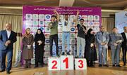 قهرمانان مرحله آخر لیگ دوچرخهسواری کراس کانتری معرفی شدند