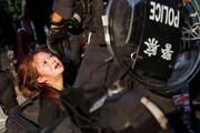 گزارش تصویری | آشوب در هنگ کنگ